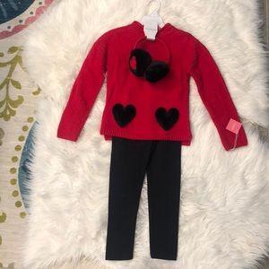 Girls Isaac mizrahi outfit